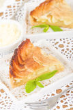 Tarte Aux Pommes Royalty Free Stock Images