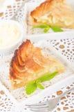 Tarte Aux Pommes Royalty Free Stock Images
