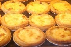 tarte d'oeufs Image stock