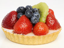 Tarte de fruit Photos stock