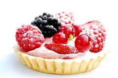 Tarte de fruit Image stock