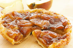 Tarte Tatin Royalty Free Stock Photo