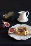 tartelette смоквы Стоковые Изображения RF