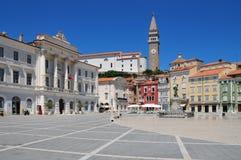 Tartini's square Royalty Free Stock Image