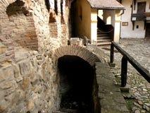 Tartlau (Prejmer) fortified church Stock Photo
