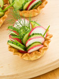 Tartlet Stock Photography