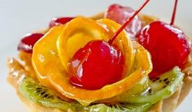 Tartlet de la fruta Fotografía de archivo libre de regalías