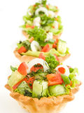 Tartlets royalty free stock photography