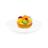 Tartlets de la fruta Foto de archivo