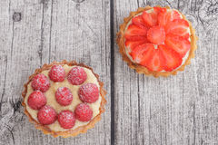 Tartlets Stock Image