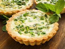 Tartlets Stock Photography