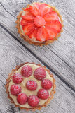 Tartlets Stock Photo