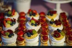 Tarts φρούτων Στοκ φωτογραφία με δικαίωμα ελεύθερης χρήσης