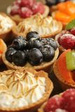 Tarts variety Royalty Free Stock Photo