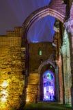 Tartu światła festiwal zdjęcie stock