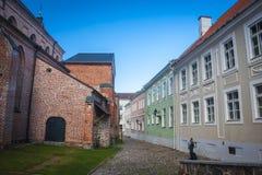 Tartu, Εσθονία Στοκ φωτογραφία με δικαίωμα ελεύθερης χρήσης