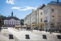 Tartu, Estland Royalty-vrije Stock Afbeelding
