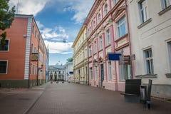 Tartu, Estonia fotografie stock libere da diritti
