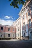 Tartu, Estonia. The university in Tartu, Estonia stock images