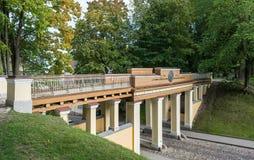 Tartu Inglisild eller Angel's bro arkivfoto