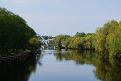 Tartu Suur-Emajõgi Foto de archivo