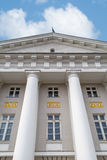 Tartu University Royalty Free Stock Photo