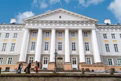 Tartu University Stock Photos