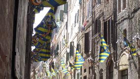 Tartuca colours, Siena Royalty Free Stock Photos