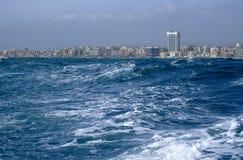 Tartus dal mare Fotografia Stock Libera da Diritti