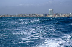 Tartus from the sea Royalty Free Stock Photo