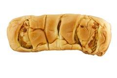 Tarty wieprzowina chleb Zdjęcia Stock