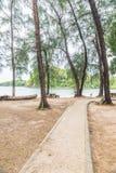 Tarutao medborgare Marine Park, Thailand Arkivfoto
