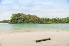 Tarutao medborgare Marine Park, Thailand Royaltyfri Foto