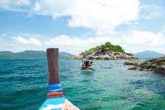 Tarutao Nationalpark und Koh Lipe in Satun, Thailand Lizenzfreie Stockfotografie