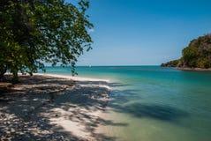 Tarutoa nationalpark, Thailand Arkivbild