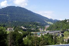 Tarvisio Royalty Free Stock Photography