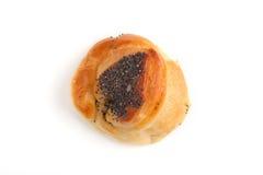 Tarwe gebakken broodje Royalty-vrije Stock Afbeeldingen