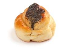 Tarwe gebakken broodje Stock Fotografie