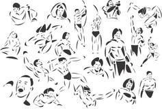 Tarzan Fotografie Stock Libere da Diritti