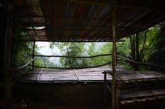 Tarzan-Haus lizenzfreie stockfotos