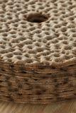 Tas de pain croustillant suédois frais photos stock