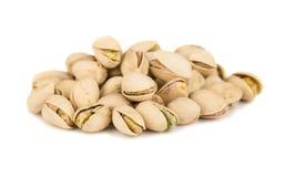 Tas de pistache salée images stock