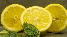 Tas des citrons Photographie stock libre de droits