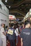 14tas multimedias de Taipei, industrias de la nube y expo del márketing Imágenes de archivo libres de regalías