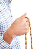 Tasbih Stock Photo