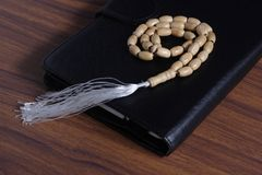 Tasbih - moslem prayer beads Stock Photography