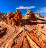 Tasca bianca, Arizona, U.S.A. immagine stock libera da diritti