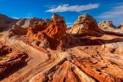 Tasca bianca, Arizona, U.S.A. fotografia stock libera da diritti