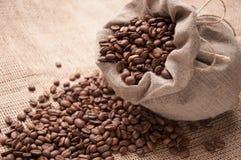 Tasche des Kaffees Lizenzfreies Stockfoto