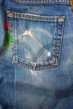 Tasche für das Tragen eines Handys Lizenzfreie Stockbilder